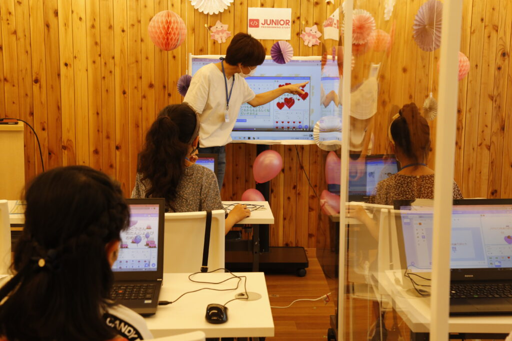 ガールズプログラミング-イベント当日写真6